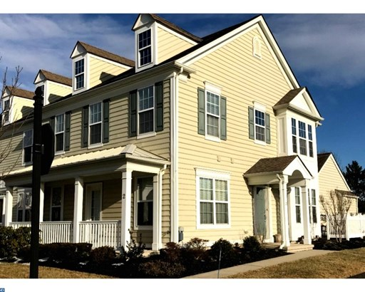 Row/Townhouse, Colonial,Contemporary - VOORHEES, NJ (photo 2)