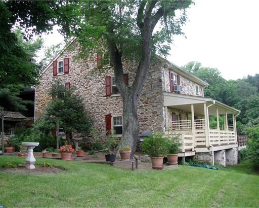 Colonial,Farm House, Detached - CHESTER SPRINGS, PA (photo 1)
