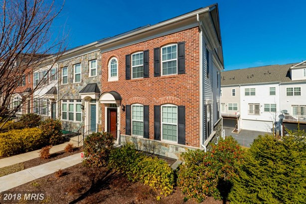 Townhouse, Contemporary - LAUREL, MD (photo 1)
