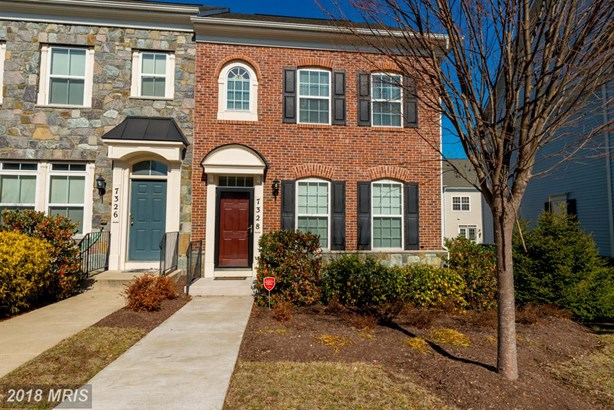 Townhouse, Contemporary - LAUREL, MD (photo 2)