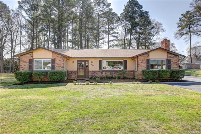 Custom, Ranch, Single Family - Hopewell, VA (photo 1)