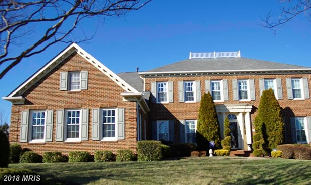 Colonial, Detached - GAINESVILLE, VA (photo 1)