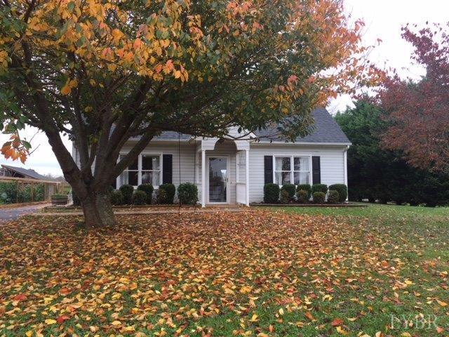 Cape Cod, Single Family Residence - Evington, VA (photo 1)