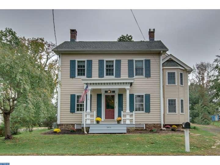Farm House, Detached - NEWTOWN, PA (photo 1)