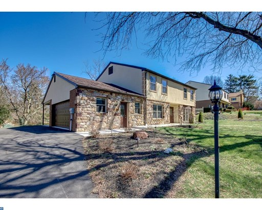 Colonial, Detached - HUNTINGDON VALLEY, PA (photo 2)
