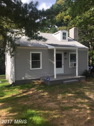 Cape Cod, Detached - CAPITOL HEIGHTS, MD (photo 1)