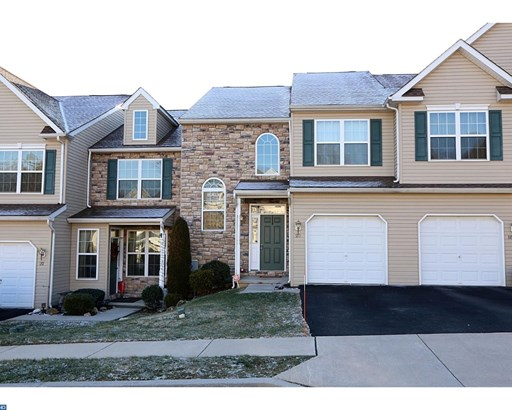 Row/Townhouse, Traditional - READING, PA (photo 1)