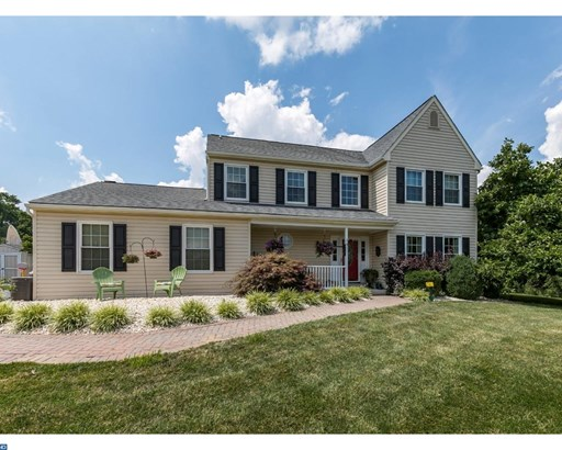 Colonial, Detached - GLENMOORE, PA (photo 1)