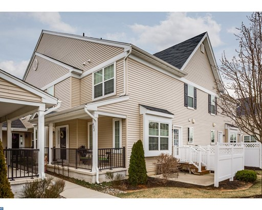 Row/Townhouse, Traditional,EndUnit/Row - WOOLWICH TOWNSHIP, NJ (photo 1)