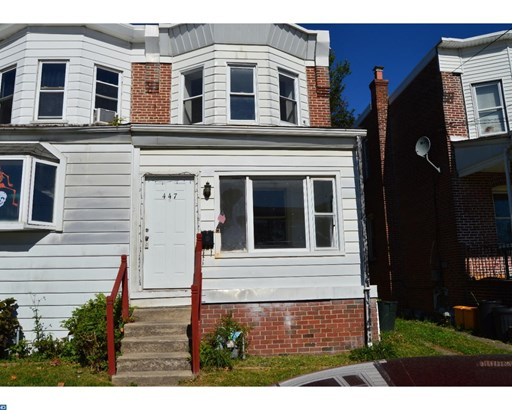 Semi-Detached, Colonial - DARBY, PA (photo 2)