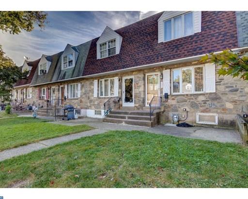 Row/Townhouse, Colonial - FOLCROFT, PA (photo 1)