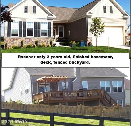 Rancher, Detached - MARTINSBURG, WV