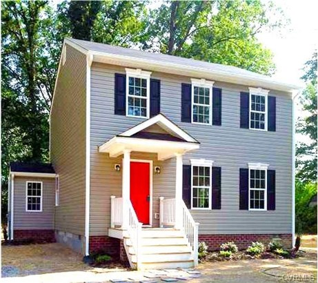 2-Story, Colonial, House - Henrico, VA (photo 1)