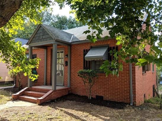 Cottage/Bungalow, Ranch, Single Family - Richmond, VA