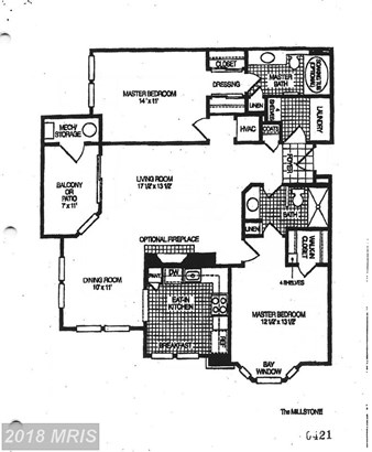 Garden 1-4 Floors, Contemporary - COLUMBIA, MD (photo 4)
