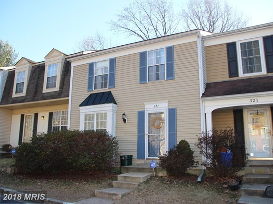 Colonial, Attach/Row Hse - SILVER SPRING, MD (photo 1)