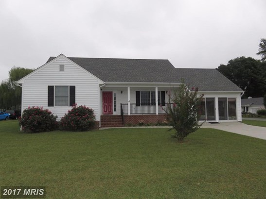 Cape Cod, Detached - TAPPAHANNOCK, VA (photo 1)