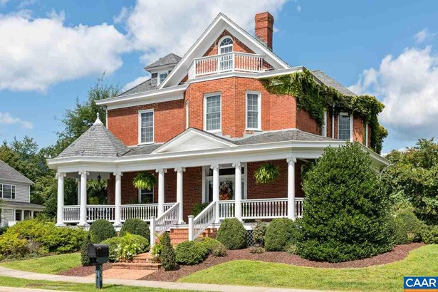 Queen Anne, Victorian, Detached - CROZET, VA (photo 1)