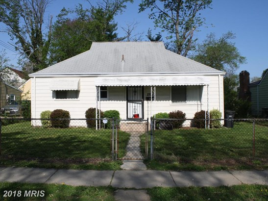 Rambler, Detached - DISTRICT HEIGHTS, MD (photo 1)