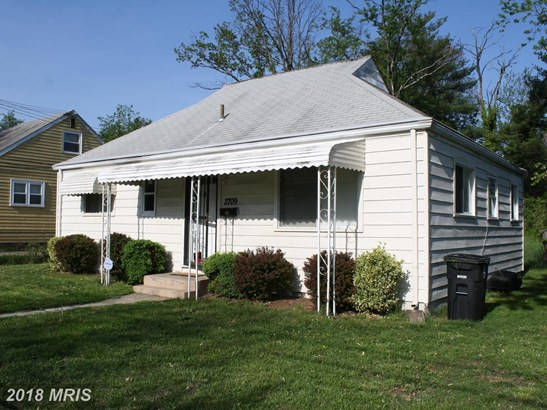 Rambler, Detached - DISTRICT HEIGHTS, MD (photo 3)