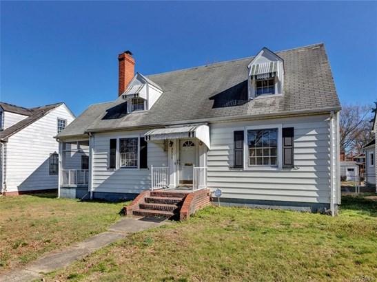 Single Family, Cape Cod, Two Story - Richmond, VA