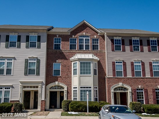 Townhouse, Traditional - CHESAPEAKE BEACH, MD (photo 1)