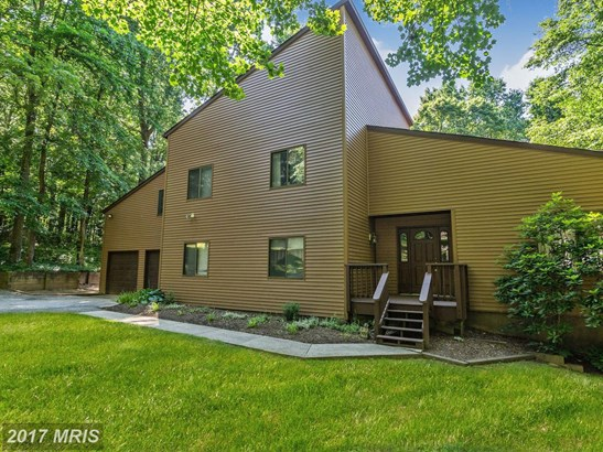 Contemporary, Detached - OWINGS MILLS, MD (photo 1)