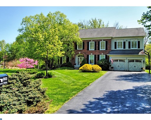 Colonial,Traditional, Detached - AMBLER, PA (photo 1)