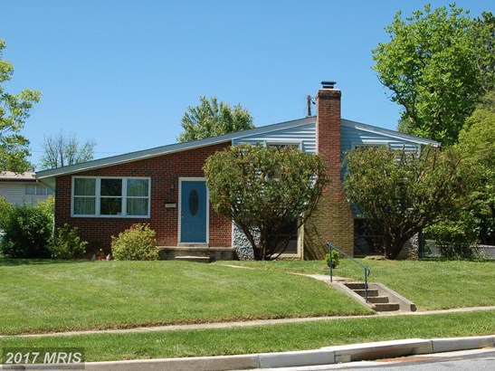 Split Level, Detached - RANDALLSTOWN, MD (photo 2)
