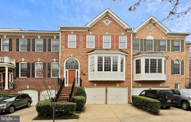 Townhouse, Row/Townhouse - BETHESDA, MD