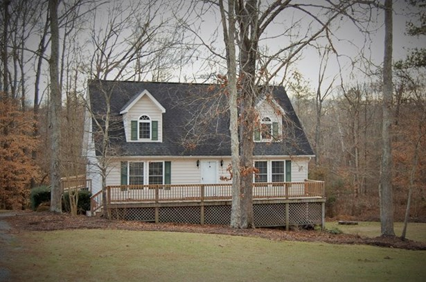 Residential/Vacation, 2 Story,Traditional - Lawrenceville, VA (photo 1)