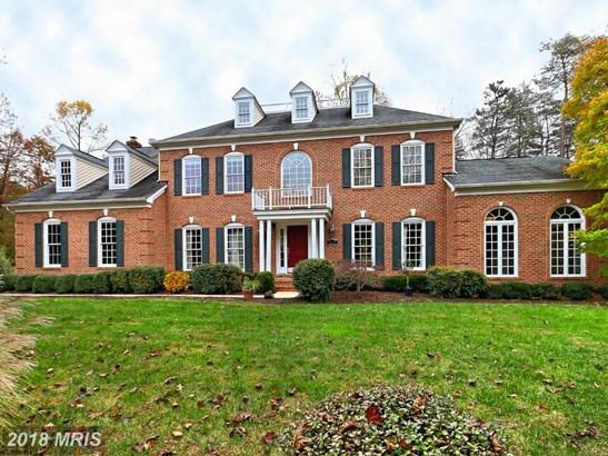 Colonial, Detached - CLIFTON, VA (photo 1)