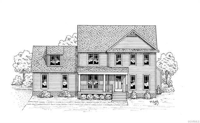 2-Story, Craftsman, Single Family - Maidens, VA (photo 1)