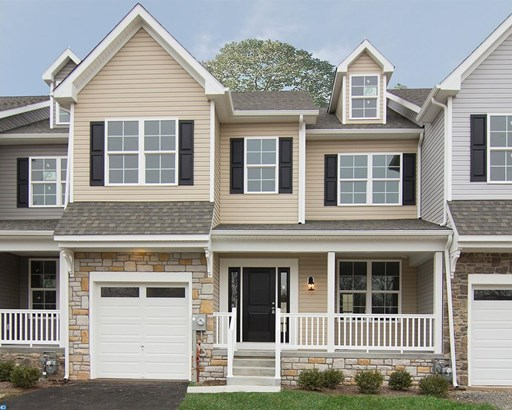 Row/Townhouse, Colonial - WARMINSTER, PA (photo 2)