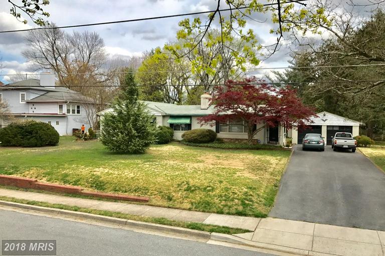 Rambler, Detached - KENSINGTON, MD (photo 3)
