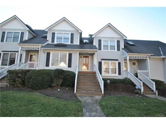Condo/Townhouse, 2-Story, Rowhouse/Townhouse - North Chesterfield, VA (photo 1)