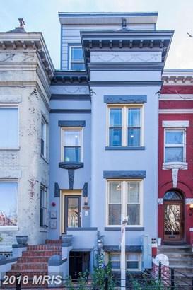 Victorian, Duplex - WASHINGTON, DC (photo 1)