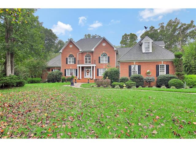 2-Story, Custom, Transitional, Single Family - Chesterfield, VA (photo 1)