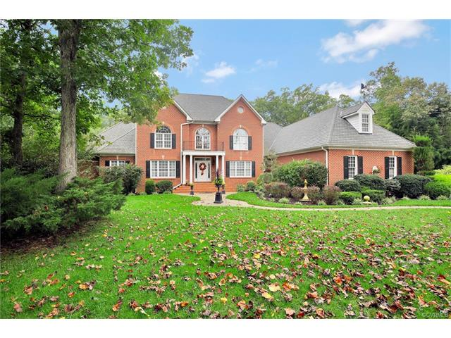 2-Story, Custom, Transitional, Single Family - Chesterfield, VA (photo 2)