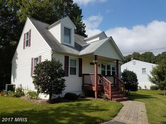 Cape Cod, Detached - SEVERN, MD (photo 1)