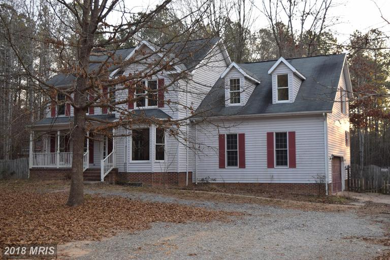 Colonial, Detached - PARTLOW, VA (photo 1)
