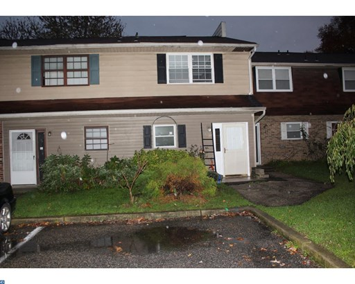 Colonial, Row/Townhouse/Cluster - CLEMENTON, NJ (photo 1)