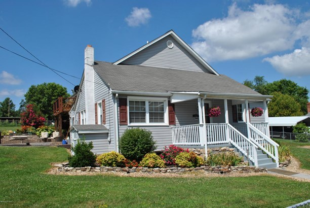 Bungalow/Cottage, Contemporary, Other - See Remarks - Detached (photo 2)