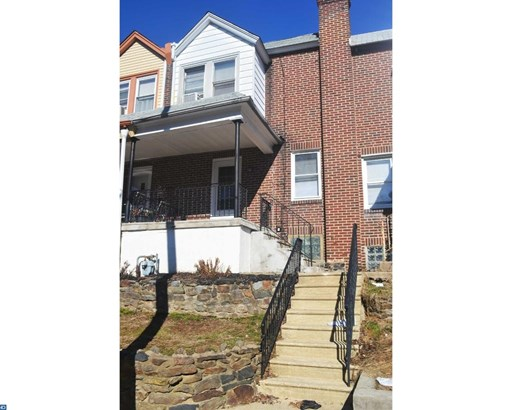 Row/Townhouse, Traditional - SHARON HILL, PA (photo 1)