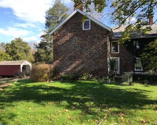 Farm House, Detached - ERWINNA, PA (photo 1)
