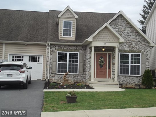 Contemporary, Duplex - CHARLES TOWN, WV (photo 1)