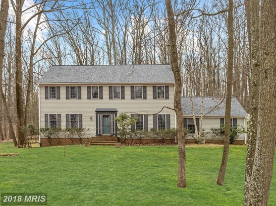 Colonial, Detached - REISTERSTOWN, MD (photo 1)