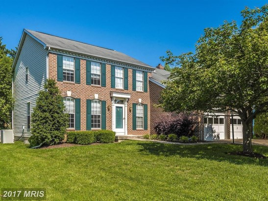 Colonial, Detached - FREDERICK, MD (photo 1)