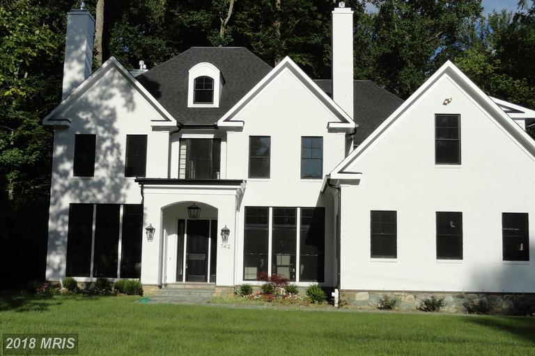 Colonial, Detached - BETHESDA, MD