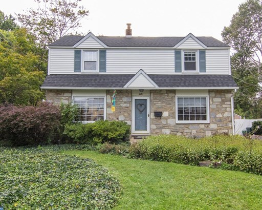 Colonial, Detached - WARMINSTER, PA (photo 1)